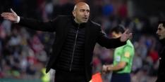Ontslagen Gijón-trainer weigert afkoopsom aan te nemen