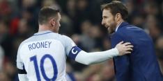Rooney hoopt dat eerbetoon een gewoonte wordt bij Engeland
