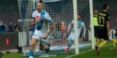 """Hamsik vol vertrouwen: """"Beste Napoli waar ik in gespeeld heb"""""""