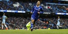 """Hazard: """"Hoop dat Costa en Chelsea hun problemen oplossen"""""""