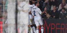 Real pakt aan hand van Ramos winnende draad weer op