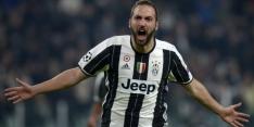 Groep H: Juventus en Sevilla behouden puike positie