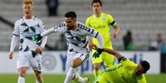 Gent bereikt in extremis volgende ronde, Zürich uitgeschakeld