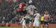 Southampton ondanks goal Van Dijk uitgeschakeld in Europa