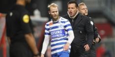 De Graafschap-coach geschorst na incident bij debuut