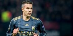 Uitgevallen Van Persie ziet Fenerbahçe zege boeken