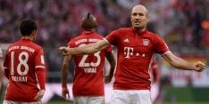 Robben schittert bij zege, eerste nederlaag Leipzig
