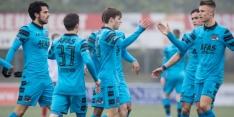 Jong AZ wint en slaat gat van tien punten naar GVVV
