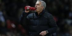 """Mourinho kritisch ondanks zege: """"Het moet zondag beter"""""""