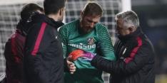 Atlético beslist op wedstrijddag over meespelen Oblak