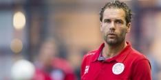 Coach Van der Heide vertrekt bij IJsselmeervogels