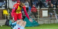 Antonia uitgescholden na rode kaart tegen FC Twente