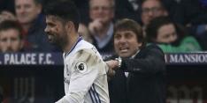 Diego Costa vertrekt niet met rancune bij Chelsea