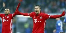 Bayern heeft aan doelpunt Costa genoeg bij hekkensluiter