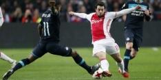 Feyenoord lachende derde door remise in vurige kraker