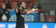 Leverkusen met tien man thuis onderuit tegen Ingolstadt