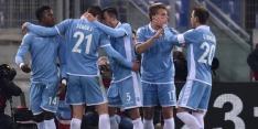 Lazio wint van Fiorentina, sensationele comeback Palermo