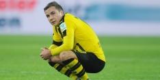 Götze maakt rentree bij oefenzege Borussia Dortmund