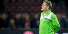 Rol Lokhoff vervalt, maar Wolfsburg wil hem niet kwijt