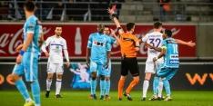 """Hoofdrol Nuytinck in Belgische chaos: """"Heel jammer"""""""