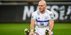 Nuytinck ziet mooie dingen ontstaan bij Anderlecht