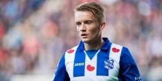 Heerenveen verwacht dat Larsson en Marzo vertrekken
