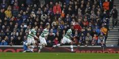Dembélé leidt Celtic tegen Hamilton naar 25ste overwinning