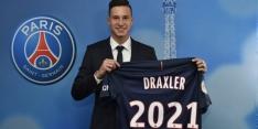 Het is officieel: Draxler tekent tot medio 2021 bij PSG