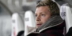 Russ genezen van teelbalkanker, transfer Aquilani