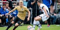 Willem II reageert verbaasd op melding Club Brugge