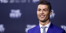 Ronaldo in de race voor prestigieuze Laureus Award