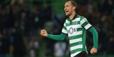 Sporting ondanks goal Dost niet langs 'Braziliaans' Maritimo