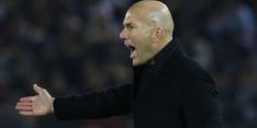 """Zidane: """"Misschien kunnen winnen met extra tijd"""""""