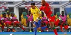 Gabon ondanks goal Aubameyang niet langs debutant