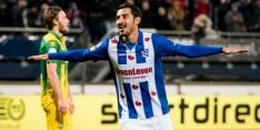 """Reza verkoos studie boven voetbal: """"Overmars bleef bellen"""""""