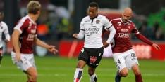Koploper Nice zonder geschorste Balotelli niet langs Metz