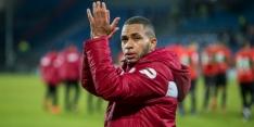 """NEC-captain Breinburg wil naar VS: """"Zou geweldig zijn"""""""