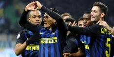 Inter bereikt kwartfinale Coppa na omhaal en verlenging