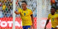 Aubameyang redt punt voor Gabon tegen Burkina Faso