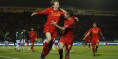 Liverpool nipt langs Plymouth, ook Southampton door
