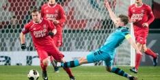 """Huurling wil bij Twente blijven: """"Prettiger dan in België"""""""