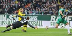 Dortmund voorkomt nieuwe remise, Hoffenheim wint ook