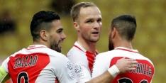 Monaco pakt koppositie na klinkende zege op Lorient