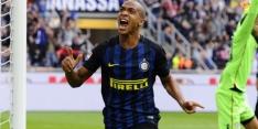 Inter haalt AC Milan in na overwinning op Palermo
