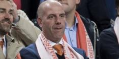 VVCS biedt namens de spelers Petitie Qatar aan bij KNVB
