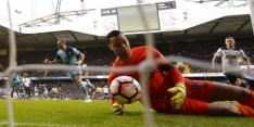 Janssen helpt Spurs ontsnappen, ook Chelsea en City door