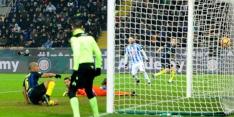 Inter wint voor zevende keer op rij, Lazio onderuit