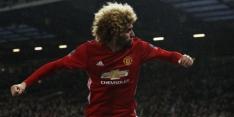 Manchester United bekert verder ten koste van Wigan