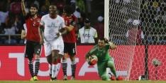 Egypte naar finale na gemiste penalty Ajacied Traoré