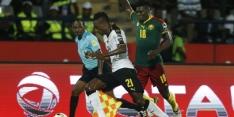 Kameroen verslaat Ghana en speelt finale tegen Egypte
